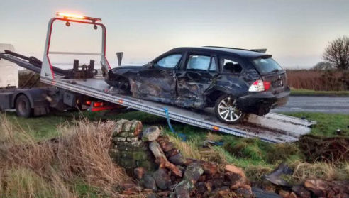 Mount Pleasant Motoring Accident Recovery