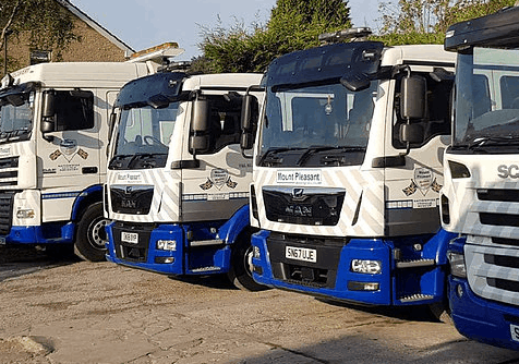 Mount Pleasant Breakdown Recovery Fleet